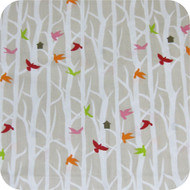 Joolz Day Little Bird  Cotton Pram Liner - new print