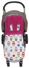 Matroushka Russian Doll  Universal Fit Snuggle Bag - back in stock!