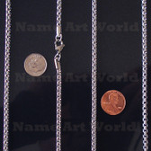 Wholesale Price Stainless Steel Box Chain Round 4mm- High Polished