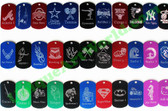 Customized dogtags