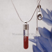 Name on a grain of rice Jewelry