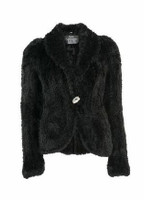 Paula Lishman Hand Knit Beaver Jacket