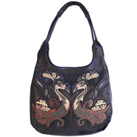 Kippy's May Tulip Carnival Hobo Bag