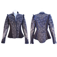 Kippy's Diamond Spike Cleopatra Jacket