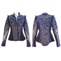 Kippy's Diamond Spike Cleopatra Jacket