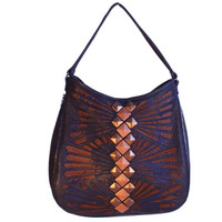 Kippy's Monarch Giant Pyramid Structured Bag