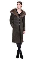 Belle Fare Toscana Shearling Coat