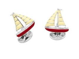 Deakin & Francis Yacht Cufflinks
