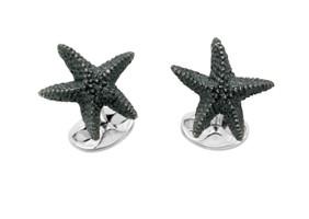 Deakin & Francis Starfish Cufflinks