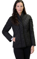 Remy Kemara Zip Front Jacket Ink with Removable Sleeves