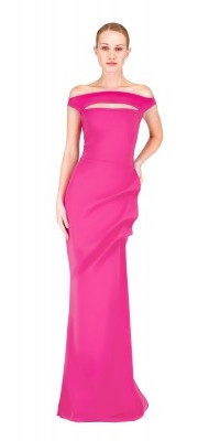 d6618d835fb7 Chiara Boni La Petite Robe Melanie Long Dress
