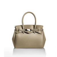 Save My Bag Metallics Toffee B-Icon Lycra