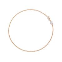 Pomellato Sabbia White Diamond Necklace