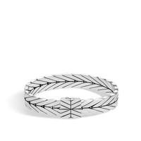 John Hardy Modern Chain Silver Medium Bracelet