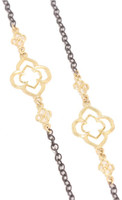 Armenta  Cable Chain with Large Scroll Stations