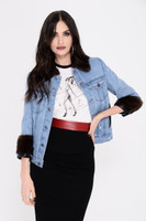 J. Dosi Diva Denim Jacket
