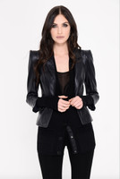 J. Dosi Luise Leather Jacket