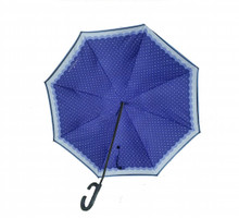 Patrizia Luca Blue Smart Umbrella