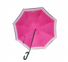 Patrizia Luca Pink Smart Umbrella