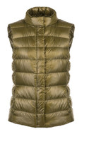 """Herno Iconico """"Guilia"""" Quilted Puffer Vest"""