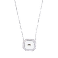 Nikos Koulis Universe Necklace with White Diamonds
