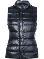 "Herno Ottanio Iconico ""Giulia"" Quilted Puffer Vest"
