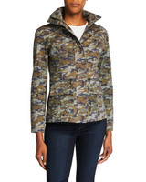 Anatomie Kira Stretch Woven Jacket Camouflage