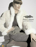 Paula Lishman Hand Knit Beaver Fur Jockey Jacket