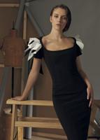 Chiara Boni La Petite Robe Couture Nussie Gown