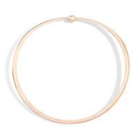 Pomellato Iconica 18K Rose Gold Choker Design Necklace