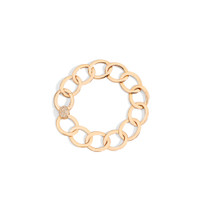 Pomellato The Maison's Iconic Chain Diamond Brera Bracelet, 0.30 Ct