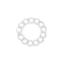 Pomellato The Maison's Iconic Chain Diamond Brera Bracelet, 4.50 Ct