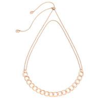 Pomellato The Maison's Iconic Chain Rose Gold Brera Necklace