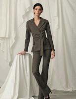 Chiara Boni La Petite Robe Karin Print Wrap Jacket