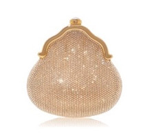 Judith Leiber Couture Prosecco Chatelaine Clutch