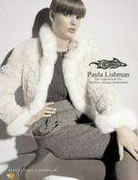 Paula Lishman Hand Knit Beaver Woven Jockey Jacket