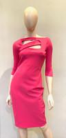 Chiara Boni La Petite Robe Glossy Pink Timoxa Dress