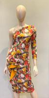 Chiara Boni La Petite Robe Pop Water Patty Print Dress
