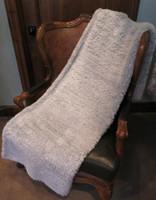 Paula Lishman Hand Knit Beaver Blanket