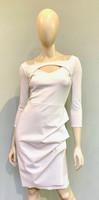 Chiara Boni La Petite Robe White Jovita Dress