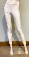 Chiara Boni La Petite Robe White Colombe Pants