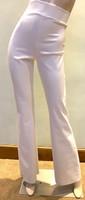 Chiara Boni La Petite Robe White Venus HW EP Pants
