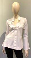 Chiara Boni La Petite Robe White Orenella Top