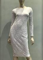 Fuzzi Cocco Floral Print Dress