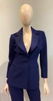 Chiara Boni La Petite Robe Blu Notte Mildred RA Jacket