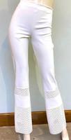 Chiara Boni La Petite Robe White Omisha LSE Pants