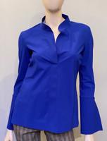 Chiara Boni La Petite Robe Sapphire Orenella Top