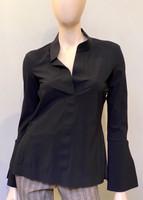 Chiara Boni La Petite Robe Black Orenella Top