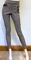 Chiara Boni La Petite Robe Herringbone Accalia Print Pants