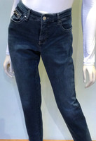 MAC Dream Slim Jean - Blue Authentic Wash